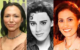 Irene, Judy e Andrea