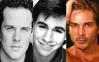 Scott, Brad e Marcus