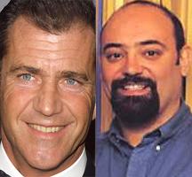 Mel Gibson e Marcelo Coutinho