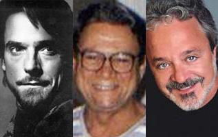 Jeremy, Jorge e Jim