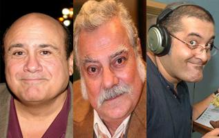 Danny, Isaac e Mauro