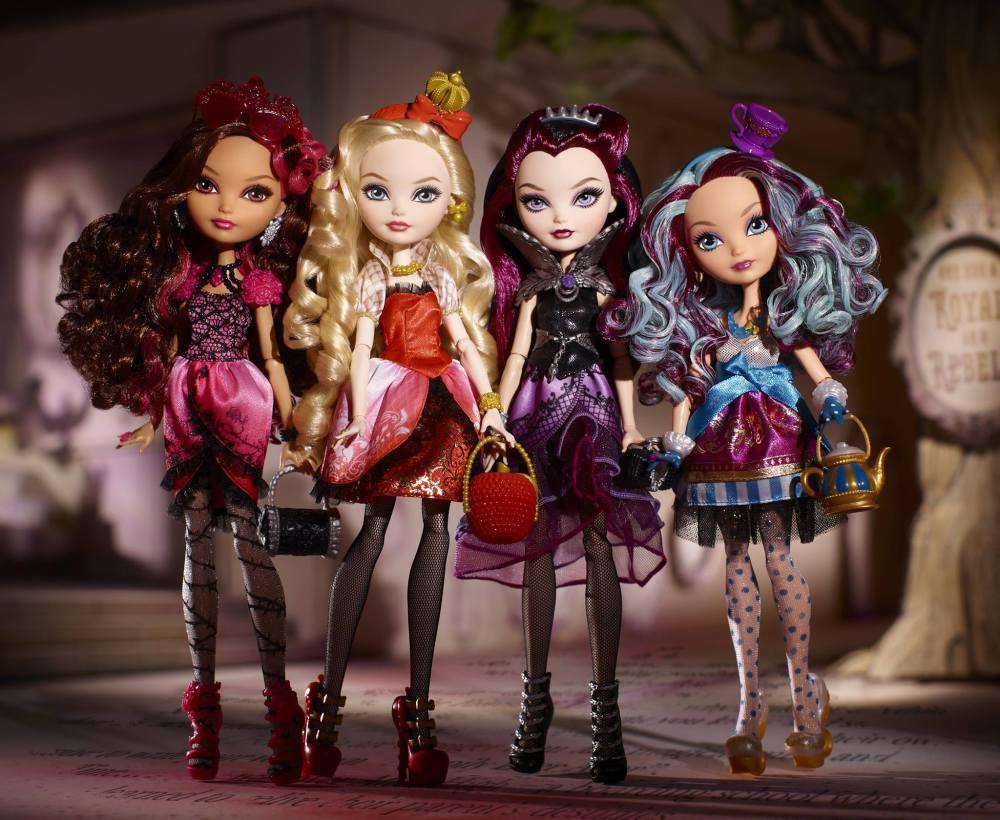 A junção das Princesas Disney com Monster High (2/6)