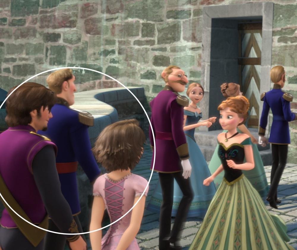 Algumas teorias por trás das animações Disney (1/3)