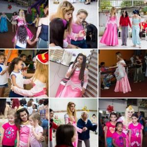 Vários momentos da nossa Aurora em nossos eventos